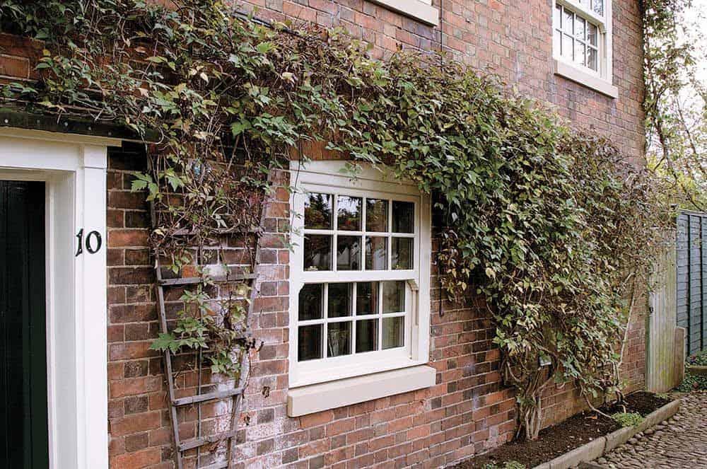 Double glazed sash windows company Cardiff