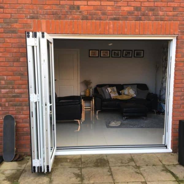 bifold doors Cardiff