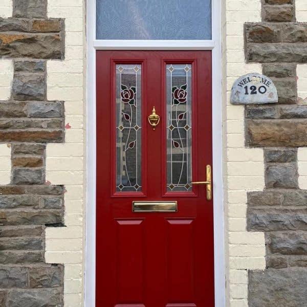 Composite front doors Cardiff