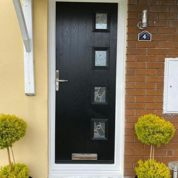 Composite doors company Cardiff