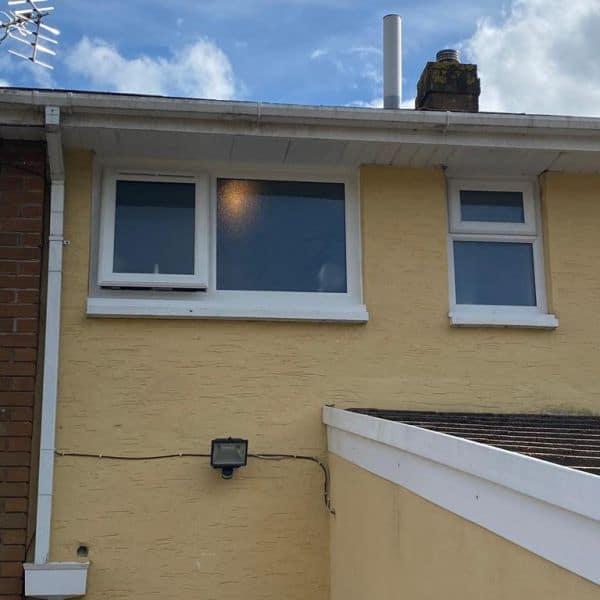 UPVC bathroom windows Cardiff South Wales