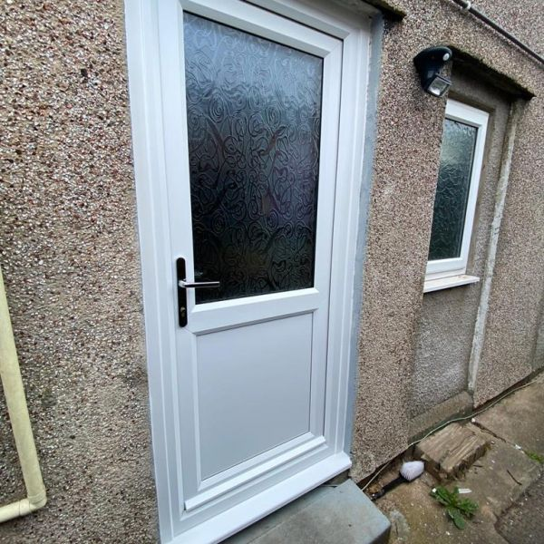 uPVC back door companies Cardiff
