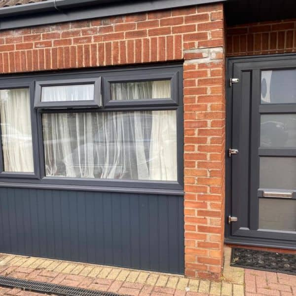 Double glazed casement windows company Cardiff