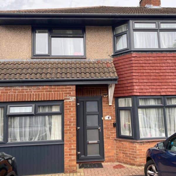 Double glazed windows finance Cardiff