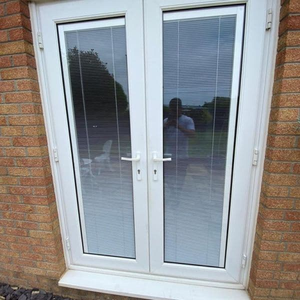 Double glazed french doors finance Cardiff, South Wales
