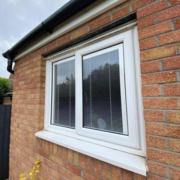 Double glazed casement windows Cardiff