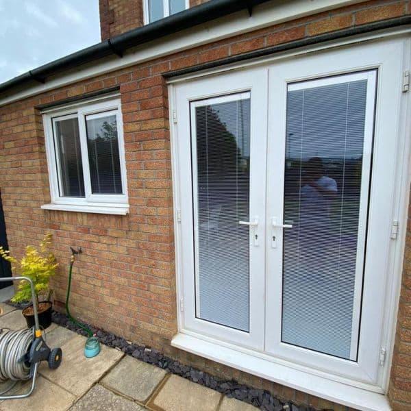 Double glazed french doors company Cardiff