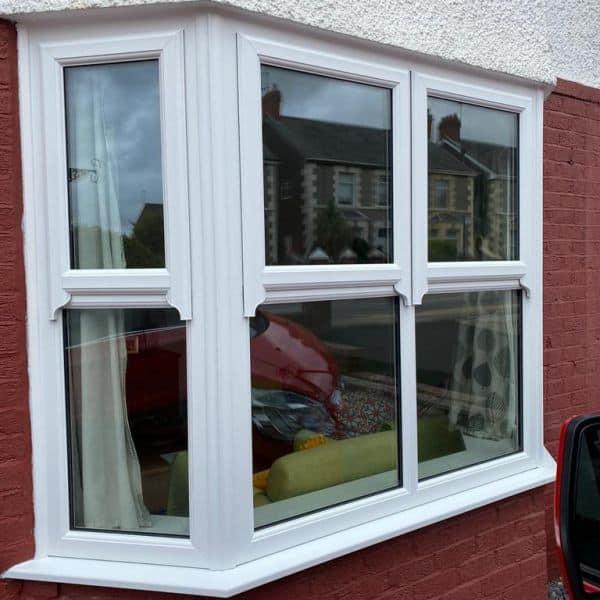 Double glazed bay windows finance Cardiff