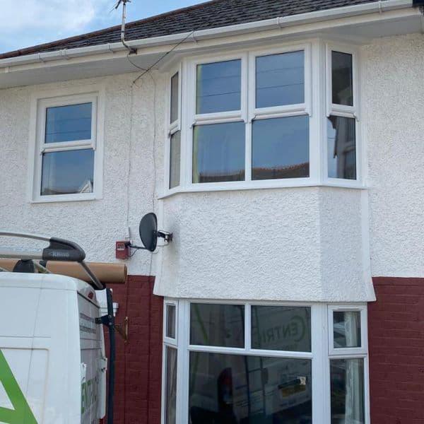 Double glazed bay window companies Cardiff