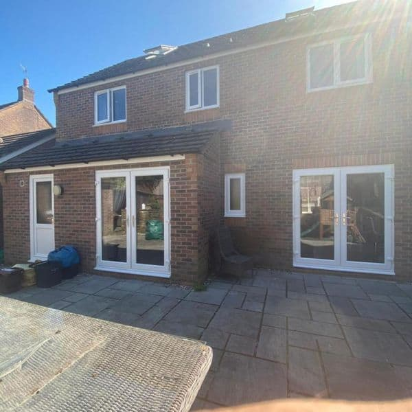 Double glazed patio door companies Cardiff