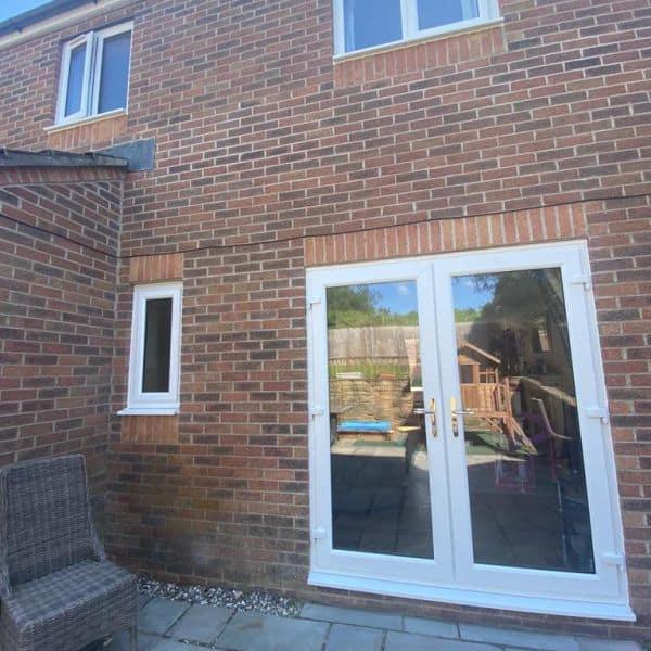 Double glazed patio doors Cardiff