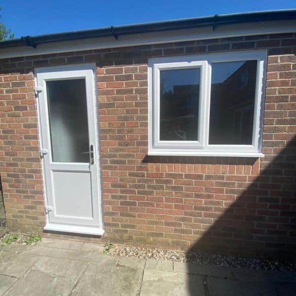 Double glazed patio doors finance Cardiff