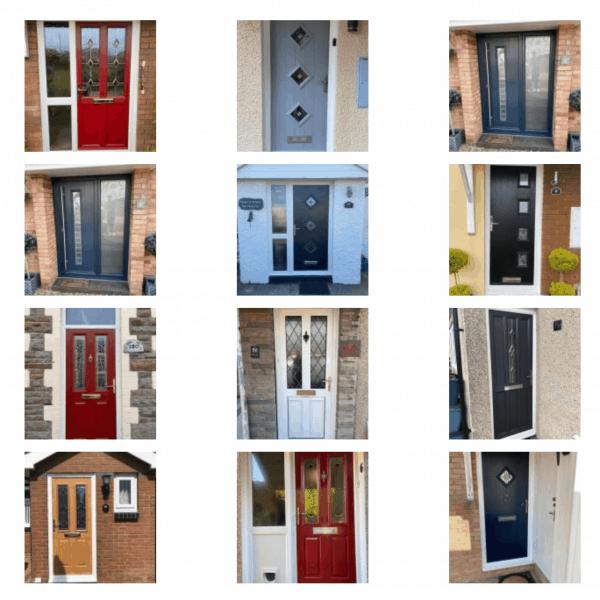 uPVC Front Doors Cardiff